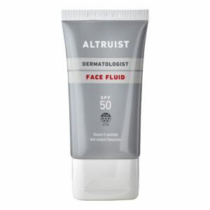 UV-Schutz-Sonnenschutz-Face Fluid-SPF50-Altruist-cultureandcream-blogpost